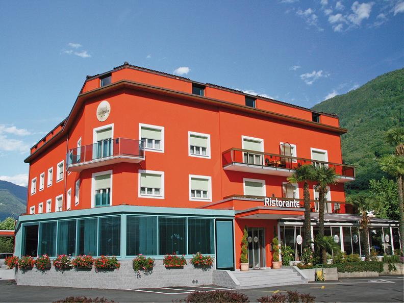 Image 0 - Hotel la Perla, S.Antonino