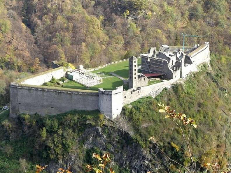 Image 1 - Castello di Mesocco