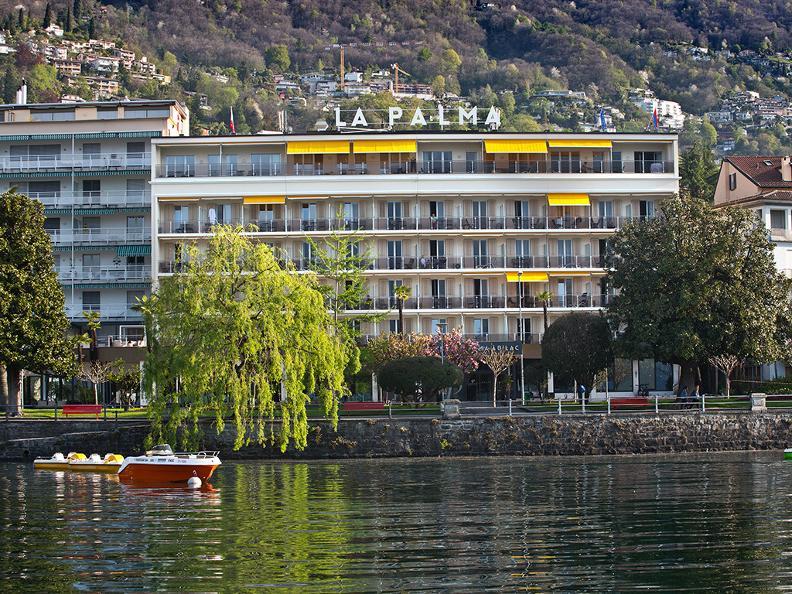 Image 1 - La Palma au Lac Hotel & Spa