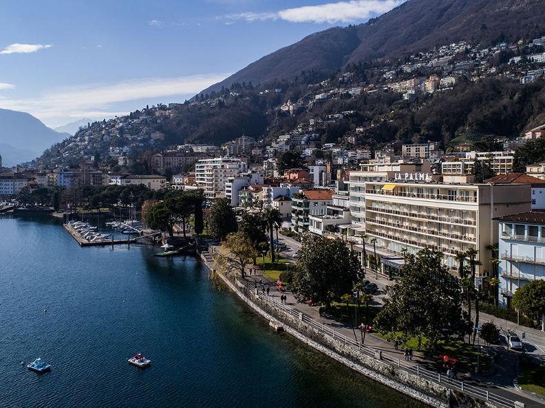 Image 2 - La Palma au Lac Hotel & Spa