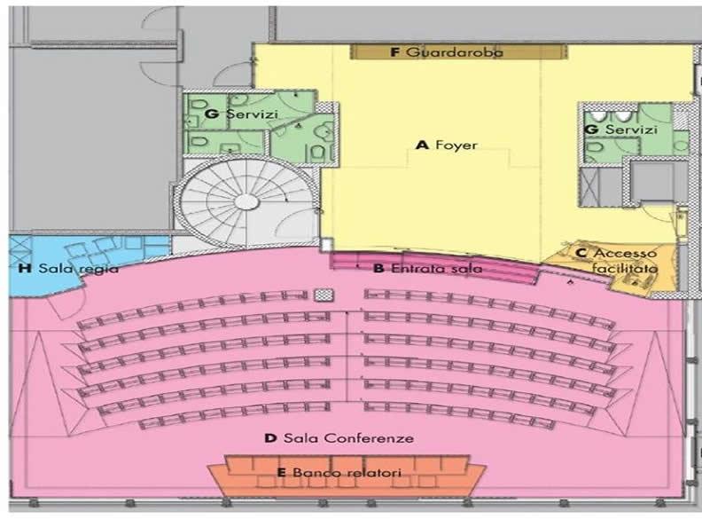 Image 1 - Auditorium BancaStato