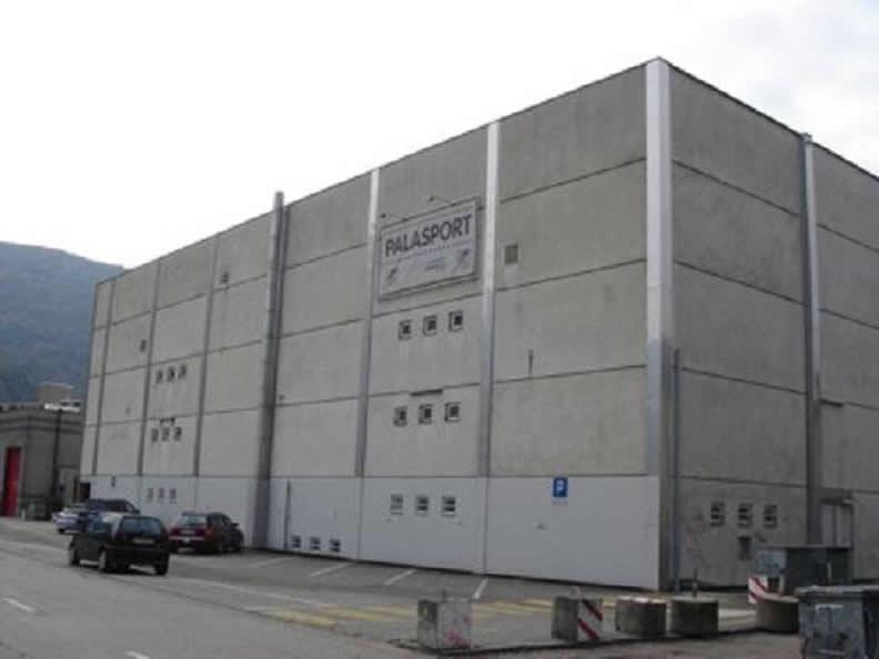 Image 0 - Palasport Bellinzona