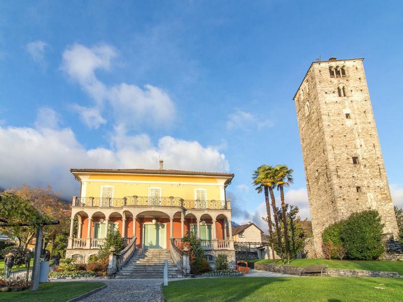 Image 3 - Villa - Parco S.Quirico a Minusio