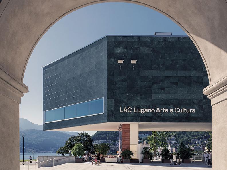 Image 0 - LAC Lugano Arte e Cultura