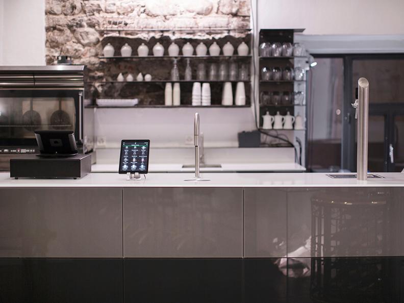 Image 3 - Caffè dell'Arte pop-up venue