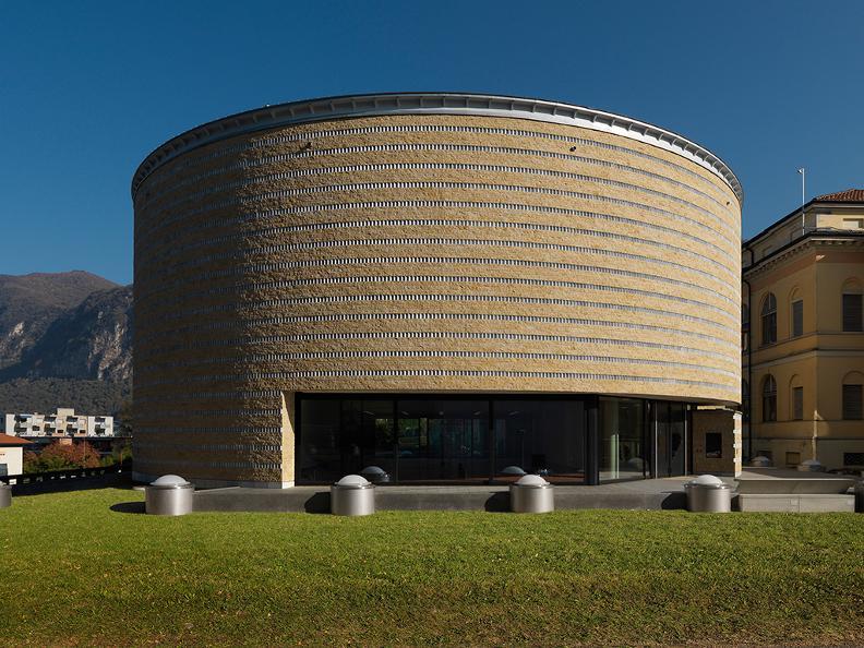 Image 0 - Teatro d'architettura