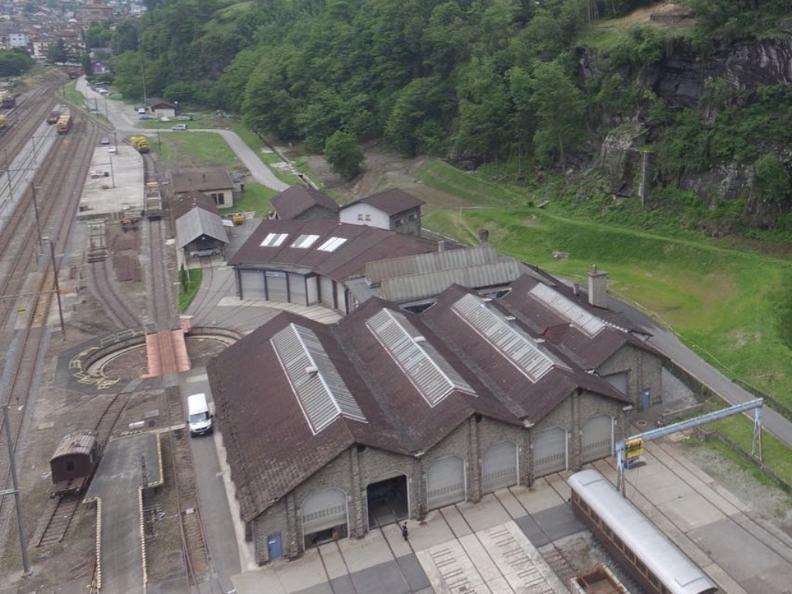 Image 0 - Swiss Railpark St. Gotthard