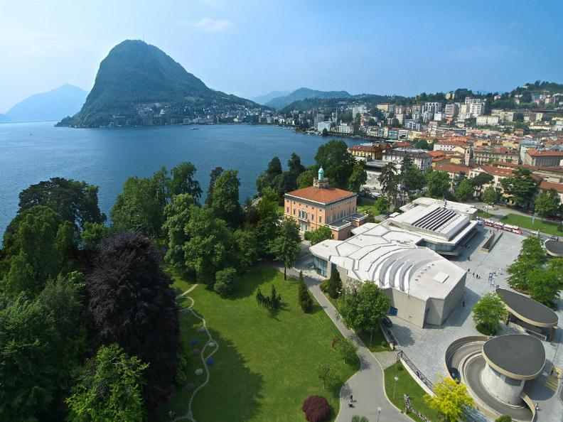 Image 0 - Palazzo dei Congressi Lugano