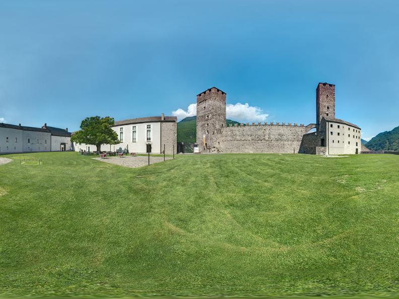 Image 0 - Burg Castelgrande