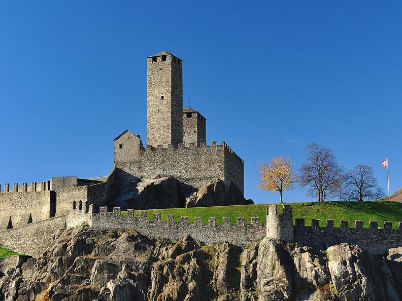 Image 2 - Burg Castelgrande