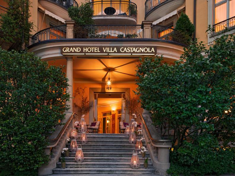 Image 0 - Grand Hotel Villa Castagnola