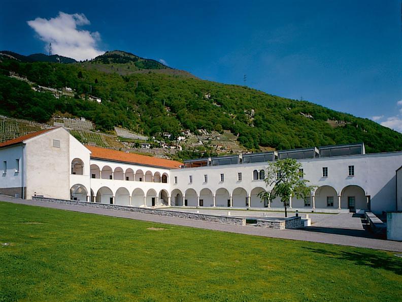 Image 0 - Augustiner-Kloster Monte Carasso