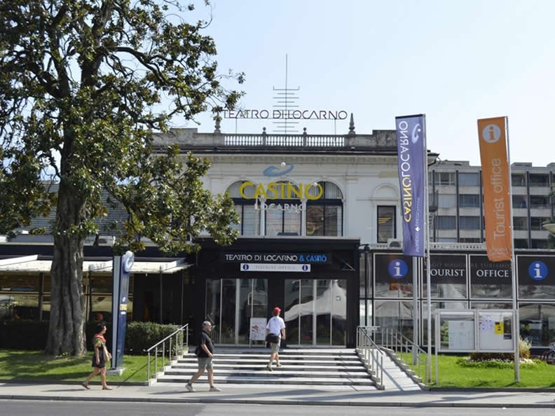 Image 1 - Kursaal Locarno SA - Theatre hall