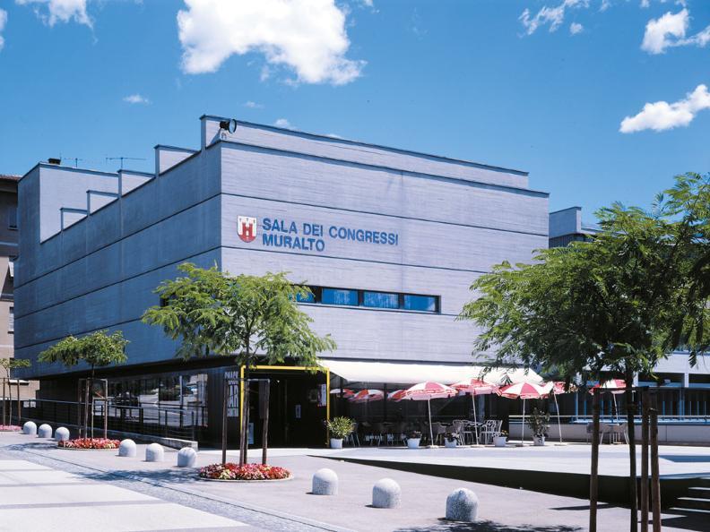 Image 0 - Muralto Convention Center