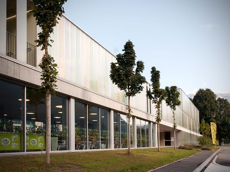Image 0 - Sport Centre Gioventù e Sport, Bellinzona