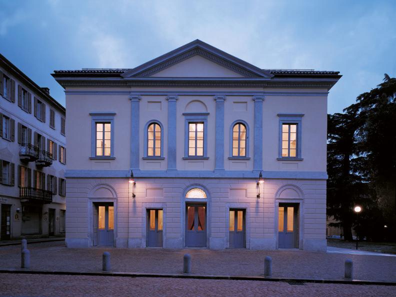 Image 0 - Teatro Sociale Bellinzona