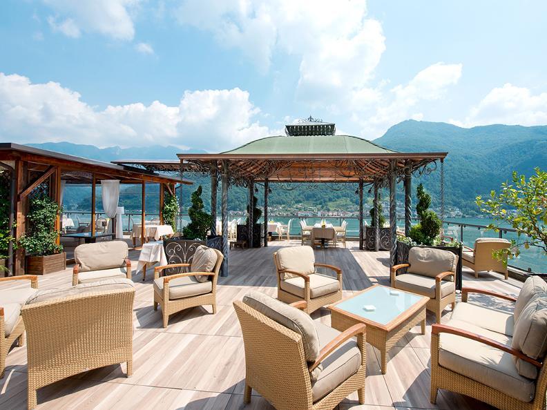 Image 6 - Swiss Diamond Hotel Lugano