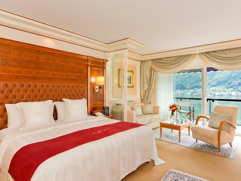 Image 4 - Swiss Diamond Hotel Lugano