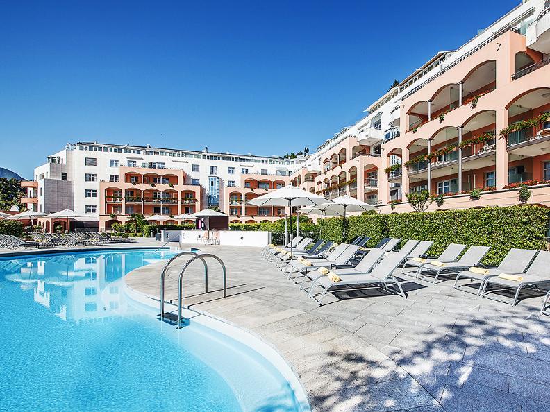 Image 0 - Villa Sassa Hotel, Residence & Spa