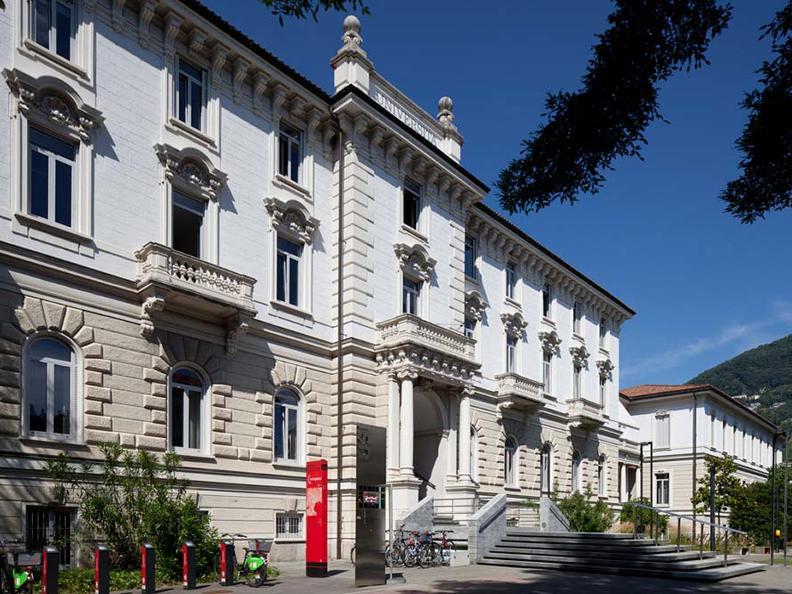 Image 3 - Università della Svizzera Italiana **