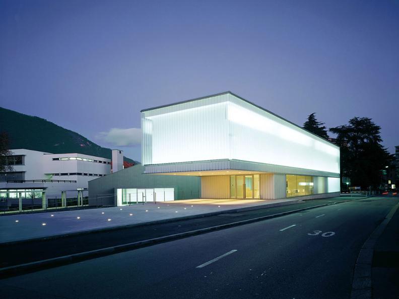 Image 1 - Cinema Teatro - Spazio Officina di Chiasso