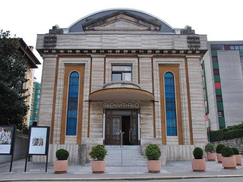 Image 0 - Cinema Teatro - Spazio Officina di Chiasso