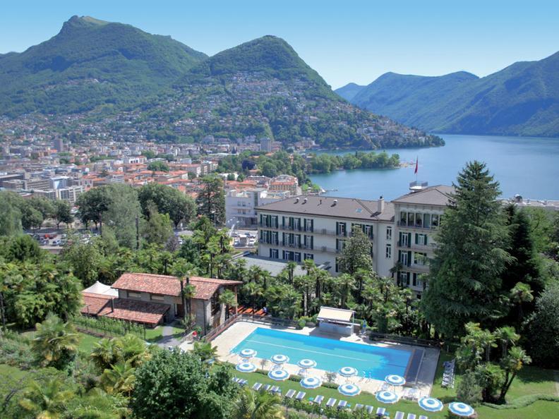 Image 1 - Continentalpark Hotel - Ronco dei Bianchi