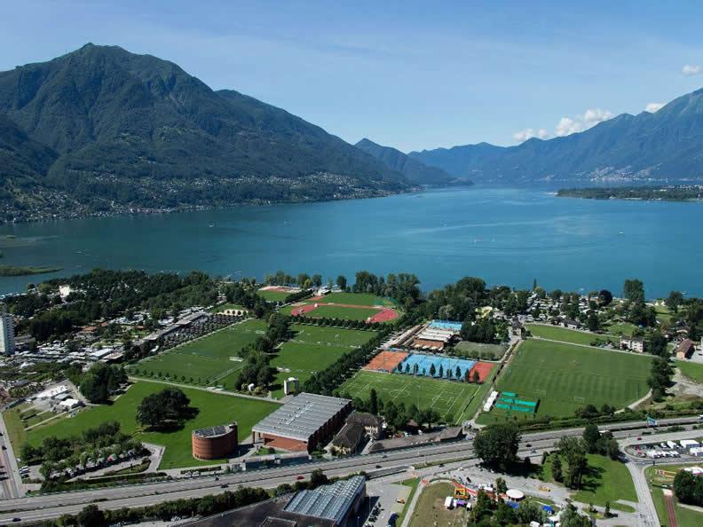 Image 0 - Centro sportivo nazionale della gioventù di Tenero