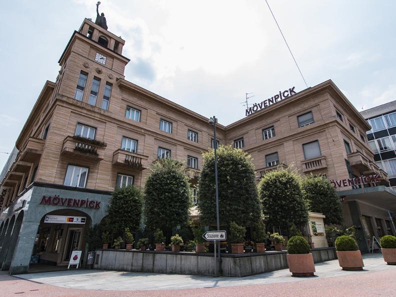 Image 0 - Hotel Touring e Mövenpick Restaurants