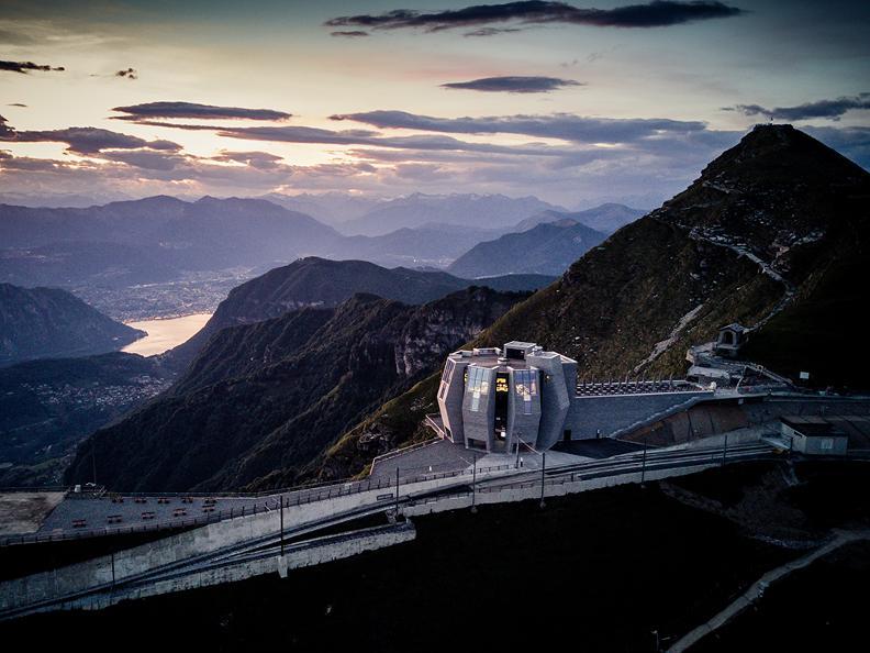 Image 2 - Cogwheel railway Monte Generoso