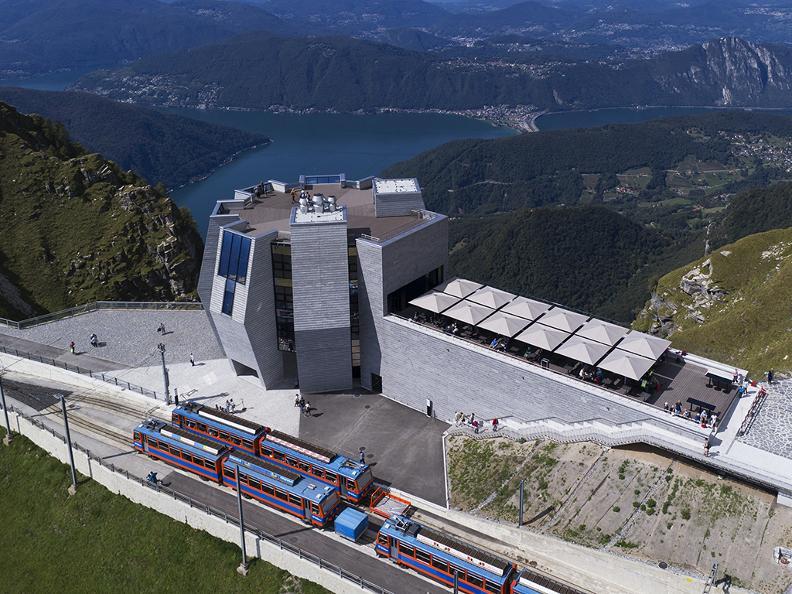 Image 4 - Ferrovia Monte Generoso