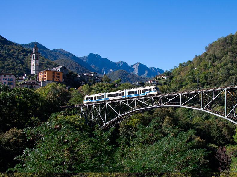 Image 0 - Ferrovie Autolinee Regionali Ticinesi FART SA