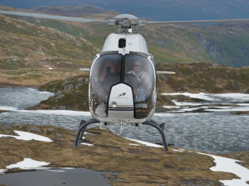 Image 2 - AIR-EVOLUTION LTD - Helicopter flights