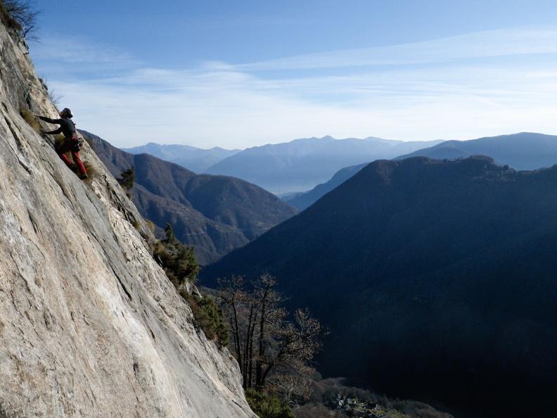 Image 1 - Rock Climbing in Ticino