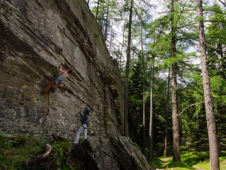 Image 3 - Rock Climbing in Ticino