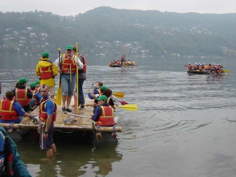 Image 2 - Raft Building