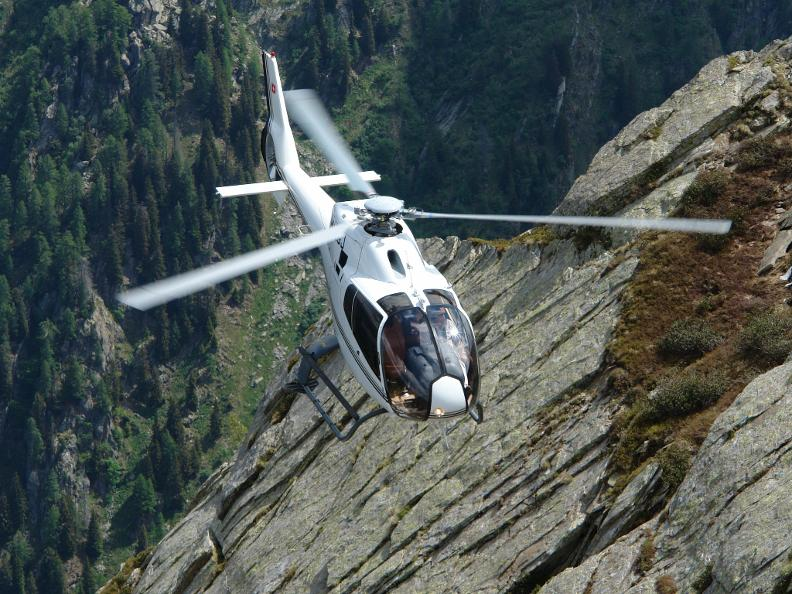 Image 1 - AIR-EVOLUTION LTD - Helicopter flights