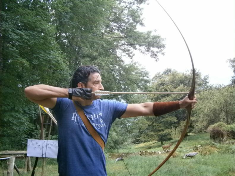 Image 4 - Tiro con l'arco tradizionale