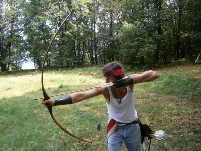 Image 5 - Introduction to traditional archery