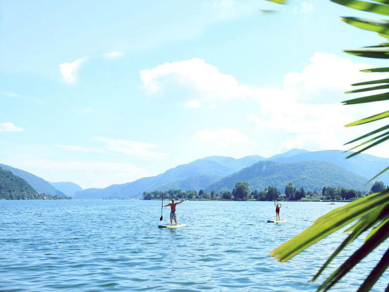 Image 5 - Stand Up Paddle in Ticino