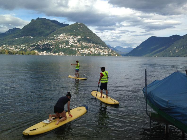 Image 3 - Stand Up Paddle in Ticino