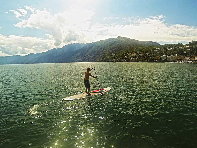 Image 4 - Stand Up Paddle in Ticino