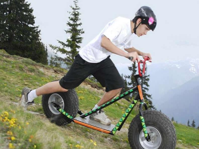 Image 0 - Monster Roller Bosco Gurin