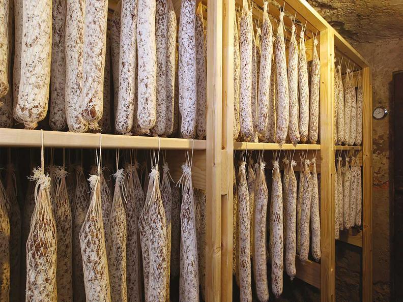 Image 0 - Alla scoperta del Salame dei Castelli di Bellinzona
