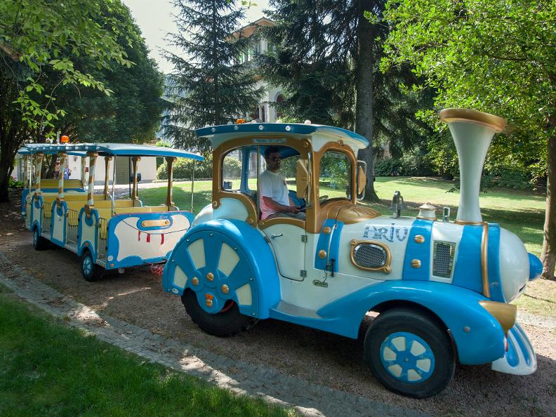 Image 1 - Artù, the small train of the Castles