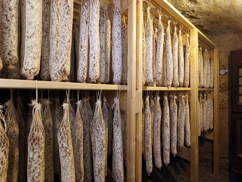 Image 1 - Alla scoperta del Salame dei Castelli di Bellinzona