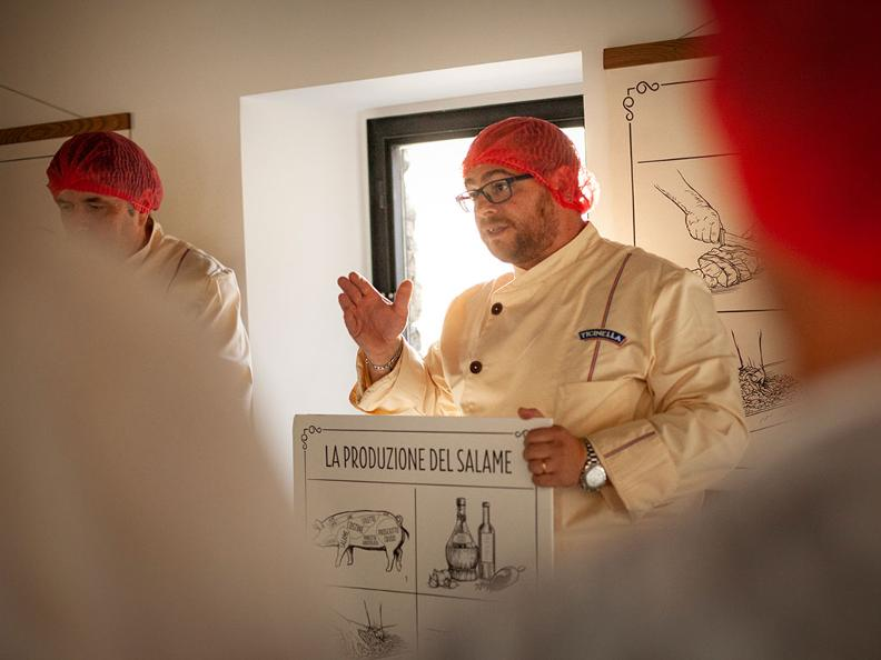 Image 5 - Alla scoperta del Salame dei Castelli di Bellinzona