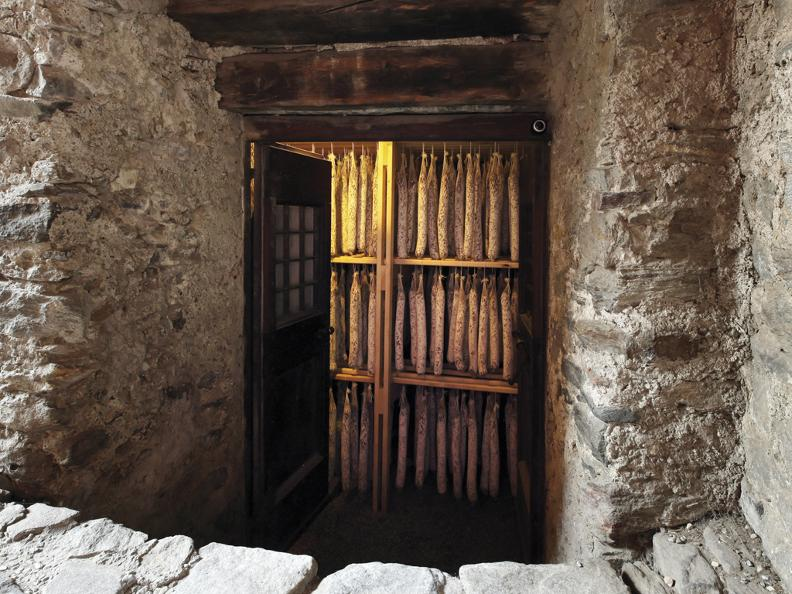 Image 8 - Alla scoperta del Salame dei Castelli di Bellinzona