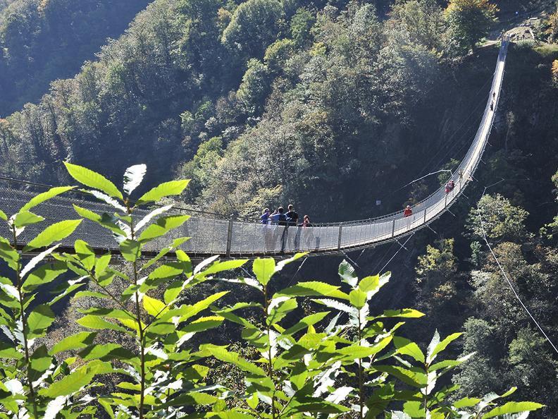 Image 0 - Ponte tibetano