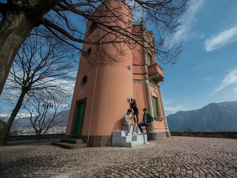 """Image 0 - Foxtrail """"Galileo Galilei"""" Lugano"""